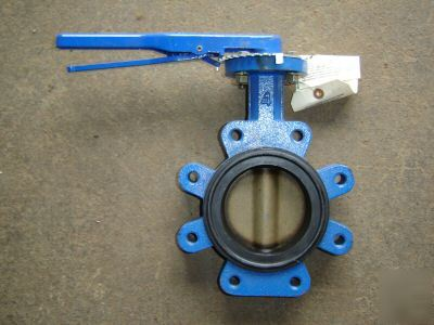 abz 4quot  butterfly valve with