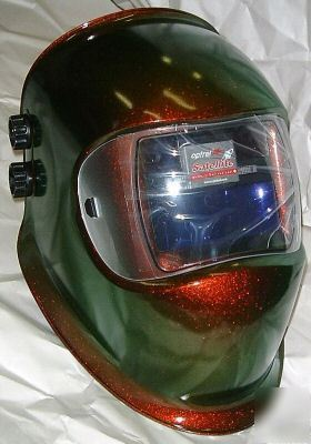 Optrel Cosmic Copper Satellite Welding Helmet K604