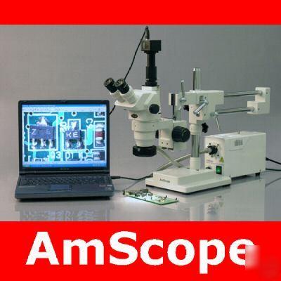 MicroscopeNet.com - Trinocular Zoom Stereo Microscopes