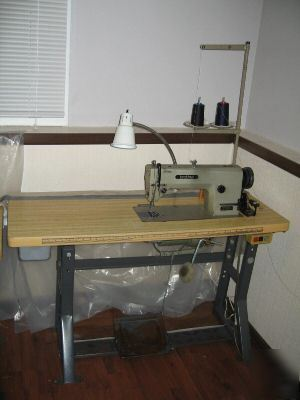 Brother Sewing Machine W Table Can Deliver