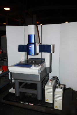 Mitutoyo Marlin 3d Cnc Vision Measuring Machine