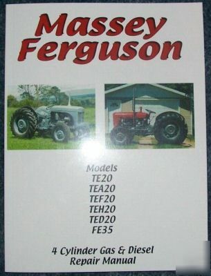 Tef 20 Diesel Repair Manual