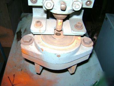 Roper whitney jensen pexto 218 deepthroat punch press