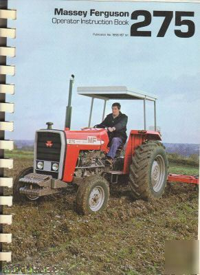 service manual tractor massey ferguson 275 open source user manual u2022 rh dramatic varieties com Ranching for Tractor Case International 275 Tractor