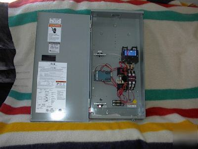 cutler hammer automatic transfer switch manuals