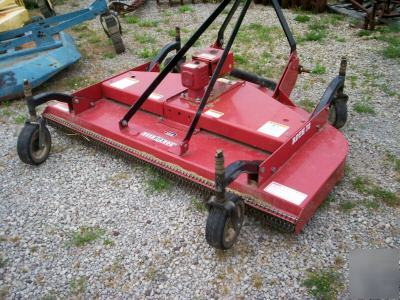 Bush Hog 6 Finish Mower Rdth72
