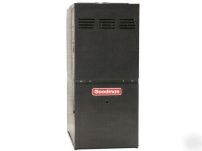 Goodman Gas Furnace 5 Ton 140k Btu 80 Gms81405dna