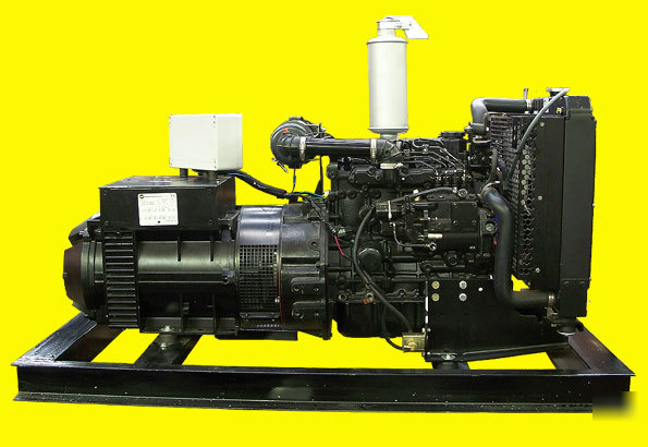 mitsubishi powered 15 kw diesel generator. Black Bedroom Furniture Sets. Home Design Ideas