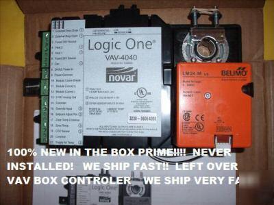 Novar Vav 4040 Contoller 732080000 Belmo Amp Papers