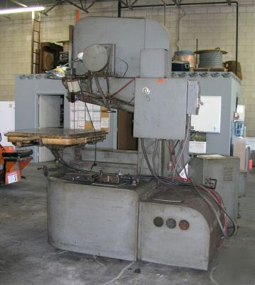 36 Quot Doall Zephyr Vertical Band Saw