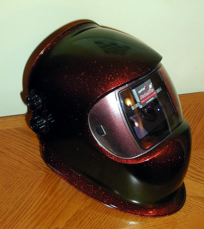 High Amp Battery >> Cosmic copper optrel satelite welding helmet K604