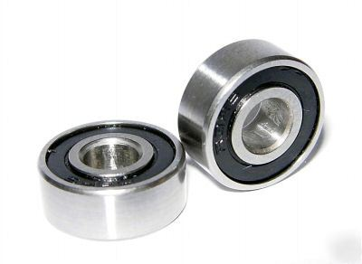 R3-2RS sealed ball bearings, 3/16 x 1/2