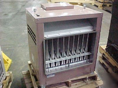 Reznor Commercial Duct Furnace Natural Gas