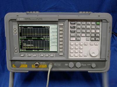 Agilent Hp E4407b Esa E Spectrum Analyzer 9 26 5 Ghz