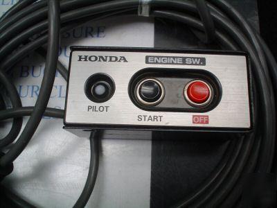 remote start honda cable