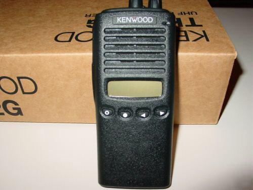 Kenwood gmrs radio