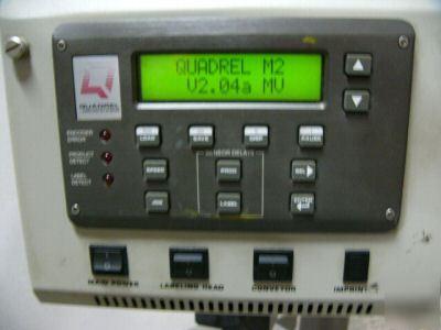 Quadrel Labeling Systems Q60 M2 Controller Dual Unwind