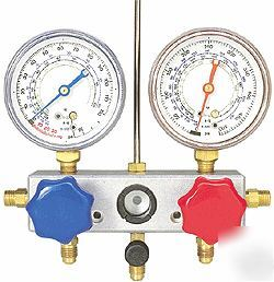 New Tif 9500 Manifold Gauge Set R 12 22 502