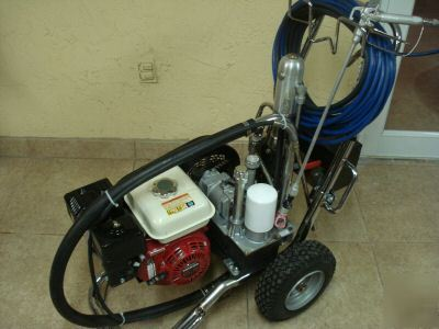 Speeflo 8900 Gas Powered Airless Paint Sprayer Graco
