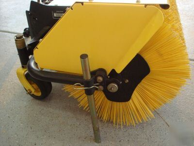 John deere 52 rotary broom, 2210, 2305, x series 51 60