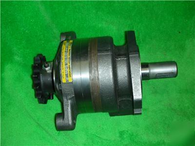 Parker igr nichols hydraulic motor 110a 054 as 1 for Parker nichols hydraulic motor