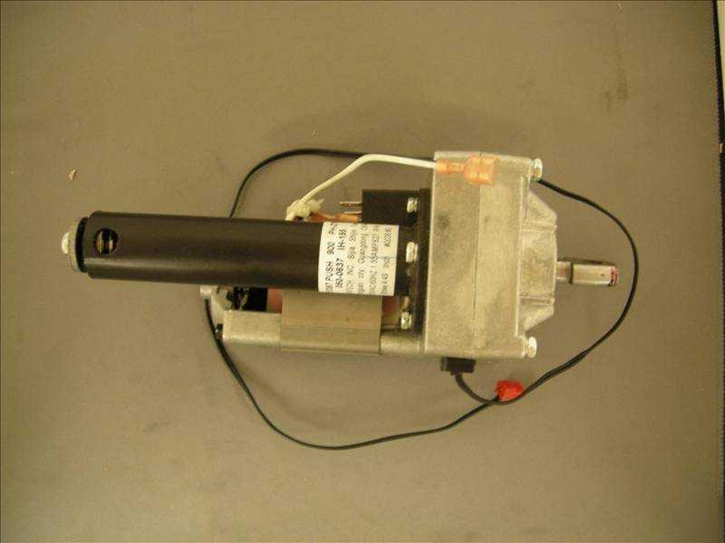 Gentech Inc Electric Motor Assembly