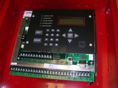 Silent Knight 5820xl Addressable Fire Alarm Control