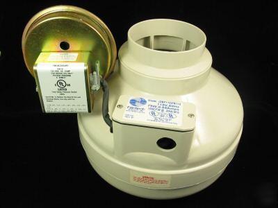 Fantech Dbf110 Inline Ventilator Fan